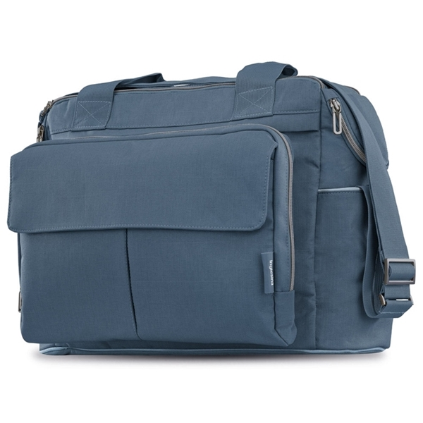 Picture of Inglesina Τσάντα Αλλαγής Trilogy Dual Bag, Artic Blue