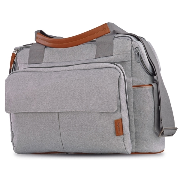Picture of Inglesina Τσάντα Αλλαγής Quad Dual Bag, Derby Grey