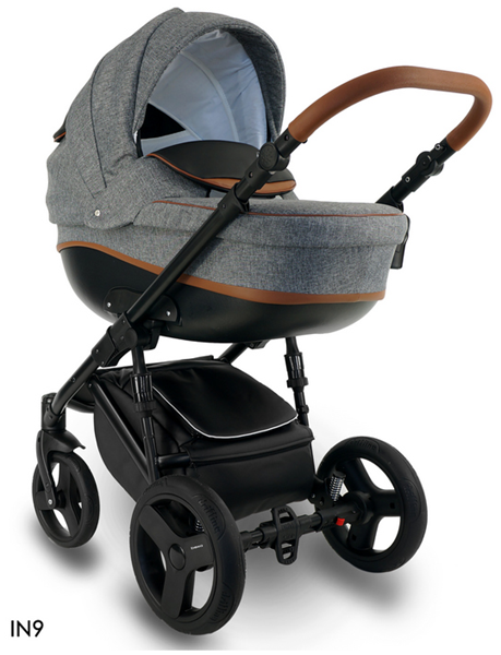 Picture of Bexa Καρότσι 2 σε 1 Ideal New, Foxy Grey IN9