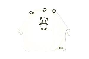 Εικόνα της Kurtis Σκίαστρο Καροτσιου Panda Black & White