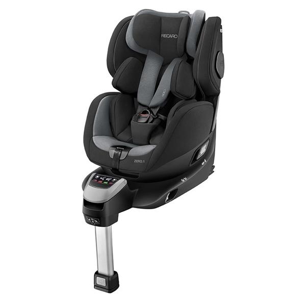Picture of Recaro Παιδικό Κάθισμα Αυτοκινήτου Zero. 1 i-Size, Carbon Black