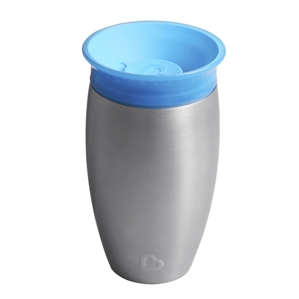Picture of Munchkin Ανοιξείδωτο Ισοθερμικό Miracle 360° Sippy Cup 296ml Blue
