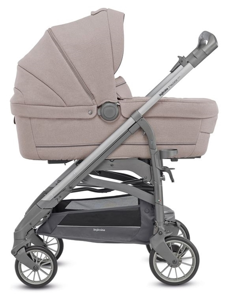 Picture of Inglesina Trilogy Duo System Παιδικό Καρότσι, Alpaca Beige