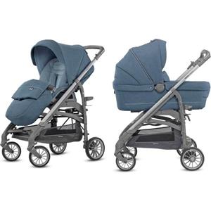Εικόνα της Inglesina Trilogy Duo System Παιδικό Καρότσι, Artic Blue