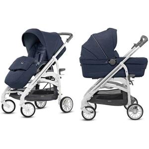 Εικόνα της Inglesina Trilogy Duo System Παιδικό Καρότσι, Imperial Blue