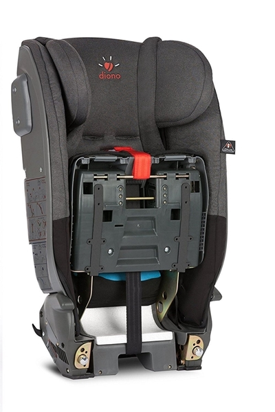 Picture of Diono Κάθισμα Αυτοκινήτου Radian 5 0-25 kg. Black Mist