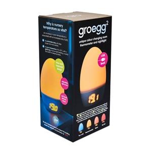 Εικόνα της Gro Θερμόμετρο Δωματίου Gro Egg 2