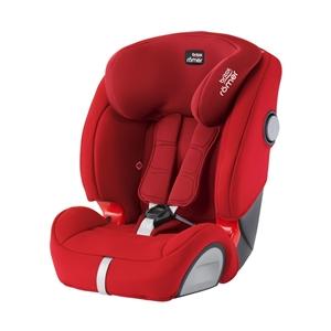 Εικόνα της Britax Κάθισμα Αυτοκινήτου Evolva 1-2-3 SL Sict 9-36kg Flame Red