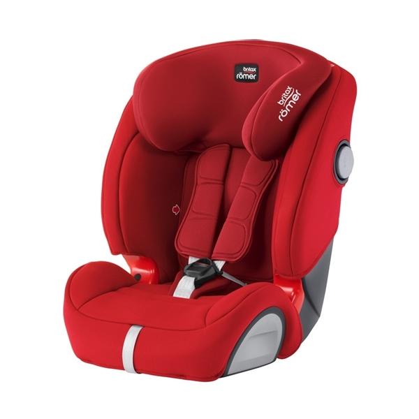 Picture of Britax Κάθισμα Αυτοκινήτου Evolva 1-2-3 SL Sict 9-36kg Flame Red