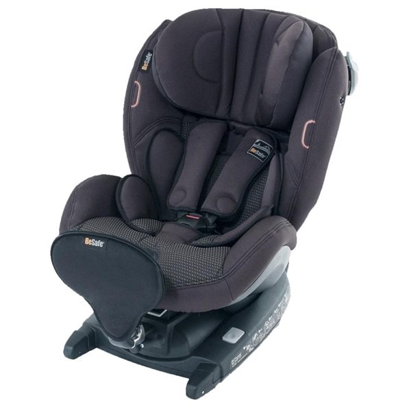 Picture of BeSafe iZi Combi X4 ISOfix Car Interior