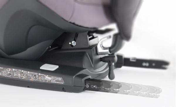 Picture of BeSafe iZi Combi X4 ISOfix, Metalic Melange 02