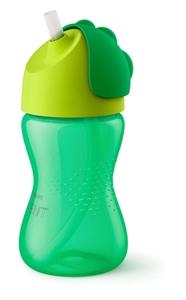 Εικόνα της Philips Avent - Κύπελλο Με Καλαμάκι 300ml Πράσινο