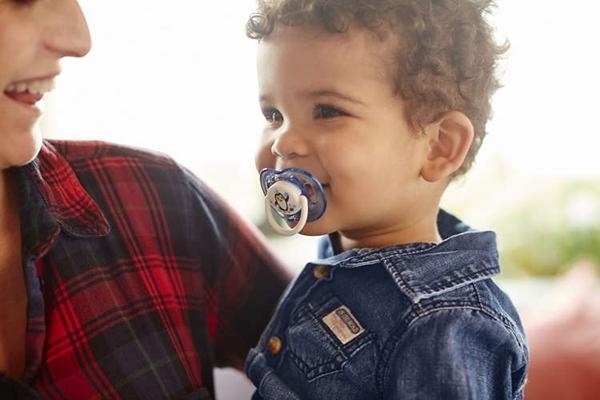 Picture of Philips Avent Πιπίλα σιλικόνης Freeflow, 18 μηνών+, boy (2 τεμάχια)