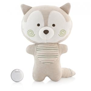 Εικόνα της MiniLand Λούτρινο Be my Buddy Foxy με συσκευή Λευκών Ήχων