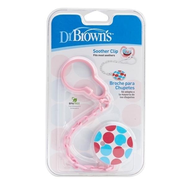 Picture of Dr. Browns Αλυσίδα Στήριξης Πιπίλας Ροζ