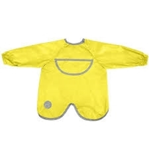 Picture of B.Box Ολόσωμη Σαλιάρα Smock Bib, Yellow