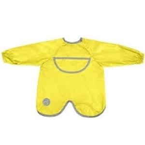 Picture of B.Box Ολόσωμη Σαλιάρα Smock Bib, Yellow