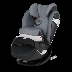 Cybex Κάθισμα Αυτοκινήτου Pallas M-Fix 9-36kg. Pepper Black