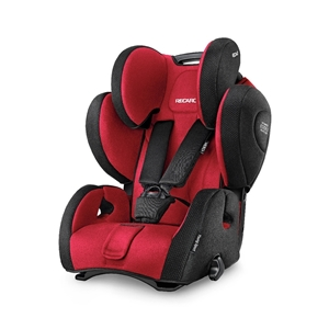 Picture of Recaro Young Sport Hero, Racing Red 9-36kg.