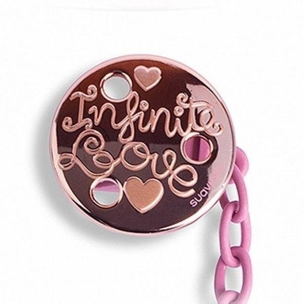 Picture of Suavinex Κλιπ Πιπίλας Haute Couture Ροζ