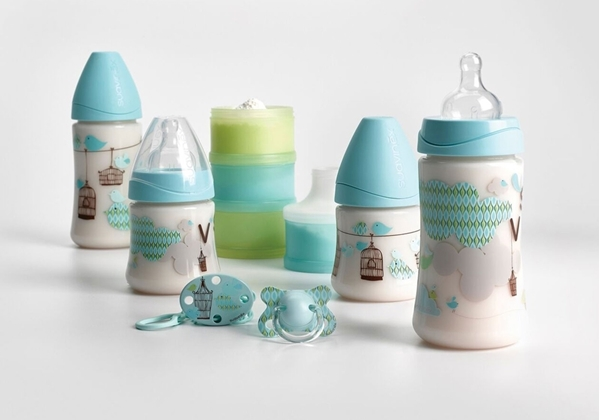 Picture of Suavinex Σετ Δώρου - Welcome Baby Set Blue