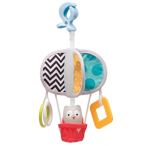 Picture of Taf Toys Κρεμαστό παιχνίδι Obi Owl Chime Bells Mobile