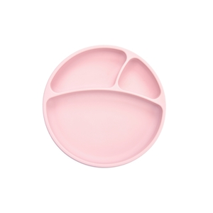 Εικόνα της MinikOiOi Δίσκος Σιλικόνης με Βεντούζα - Ροζ