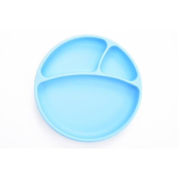 Picture of MinikOiOi Δίσκος Σιλικόνης με Βεντούζα - Γαλάζιο