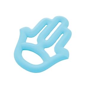 Εικόνα της MinikOiOi Μασητικό Σιλικόνης - Μπλε