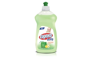 Εικόνα της Εύρηκα Baby Υγρό Πιάτων 500ml.