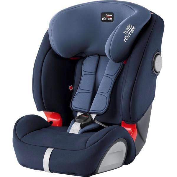 Picture of Britax Κάθισμα Αυτοκινήτου Evolva 1-2-3 SL Sict 9-36kg Moonlight Blue