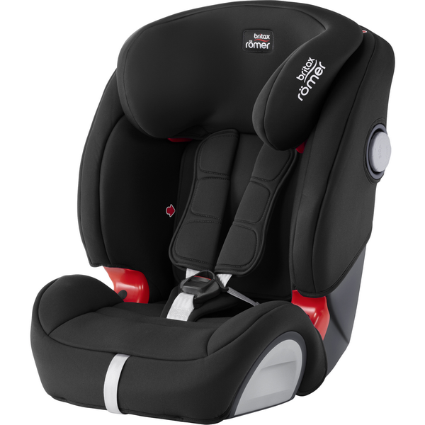 Picture of Britax Κάθισμα Αυτοκινήτου Evolva 1-2-3 SL Sict 9-36kg Cosmos Black