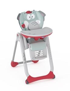 Εικόνα της Chicco Κάθισμα Φαγητού Polly 2 Start, Baby Elephant