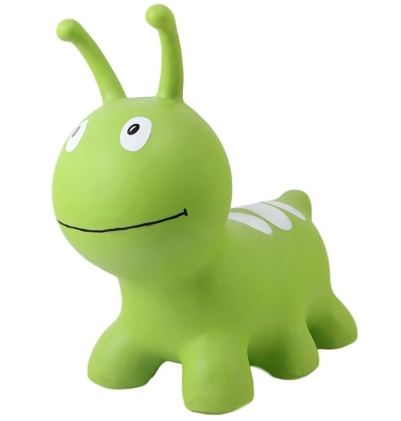 Picture of Gerardos Toys Φουσκωτό Χοπ Χοπ, Green Wormy
