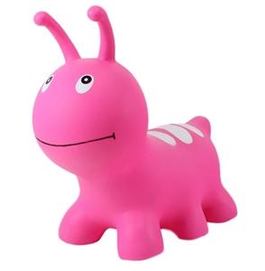 Picture of Gerardo's Toys Φουσκωτό Χοπ Χοπ, Pink Wormy