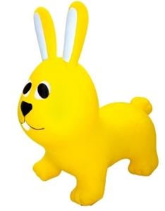 Picture of Gerardos Toys Φουσκωτό Χοπ Χοπ, Yellow Bunny