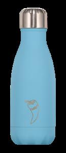 Εικόνα της Chillys Θερμός Για Υγρά Pastel Blue 260ml.