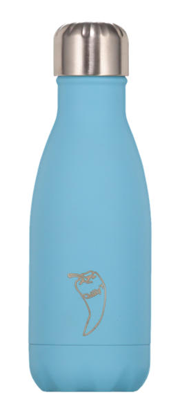 Picture of Chillys Θερμός Για Υγρά Pastel Blue 260ml.