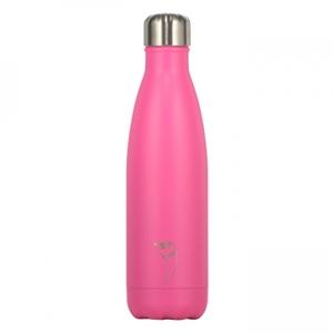 Εικόνα της Chillys Θερμός Για Υγρά Neon Pink 500ml.