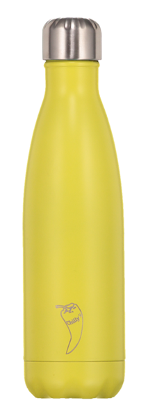 Picture of Chillys Θερμός Για Υγρά Neon Yellow 500ml.