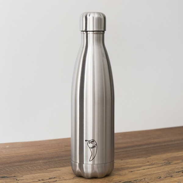 Picture of Chillys Θερμός Για Υγρά Original Silver 500ml.