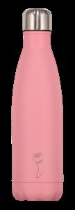 Εικόνα της Chillys Θερμός Για Υγρά Pastel Pink 500ml.