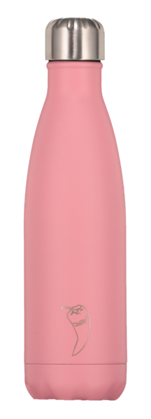 Picture of Chillys Θερμός Για Υγρά Pastel Pink 500ml.
