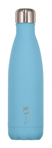 Εικόνα της Chillys Θερμός Για Υγρά Pastel Blue 500ml.