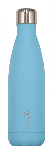 Picture of Chillys Θερμός Για Υγρά Pastel Blue 500ml.