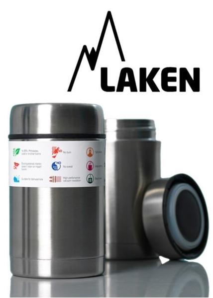 Picture of Laken Θερμός Φαγητού Inox 500ml