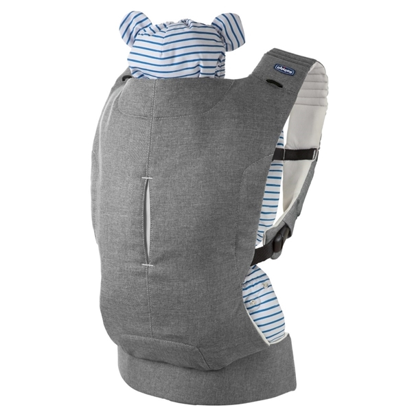 Picture of Chicco Μάρσιπος Myamaki Complete, Grey Stripes
