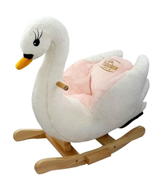 Picture of Gerardo's Toys Κουνιστό Little Rocker Swan