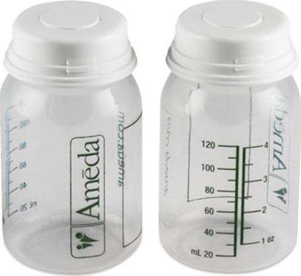 Picture of Ameda Μπουκαλάκια Αποθήκευσης Μητρικού Γάλακτος 120 ml (2 τεμ.)