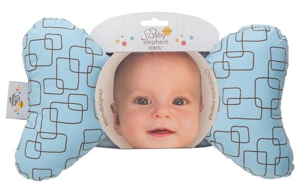 Picture of Baby Elephant Ears Μαξιλαράκι Στήριξης - Blue Mod